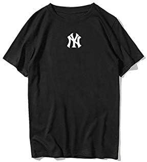 Dll MLBT Yankees Camisa de béisbol Estadounidense de algodón ...