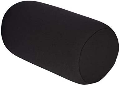 【Squishy y de apoyo】 Una almohada versátil que brinda comodidad para el cuello o la espalda mientras