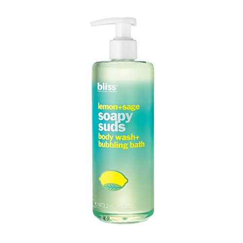 Bliss Hand Cream (bliss Soapy Suds | Invigorating Body Wash & Bubbling Bath | Gentle & Hydrating for Supremely Soft Skin | Paraben Free | Available in Best Selling Scents | 16 fl. oz.)