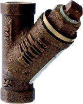 (Watts Series 777 Cast Bronze Wye Strainer 2-1/2