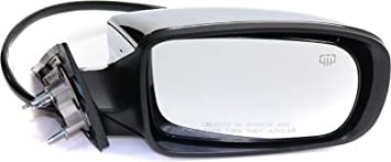 CH1320342 Pair New Set of 2 Mirrors Driver /& Passenger Side Heated CH1321342