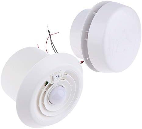 Homyl LEDライトが付いているRVのキャンピングカーのトレーラーの屋根の浴室の換気口の取り替え