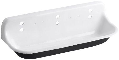 KOHLER K-3203-0 Brockway Wash Sink, White