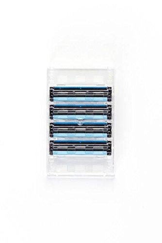 (EVOLVE Body Razor 8 Replacement Cartridges Triple Blades)
