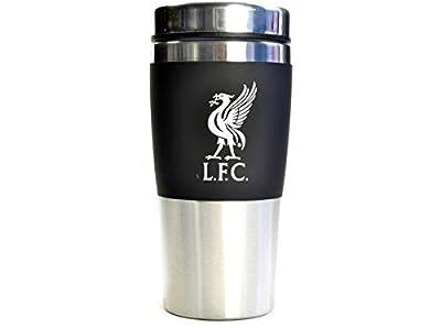 Liverpool FC Executive Handle-Less Stainless Steel Travel Mug