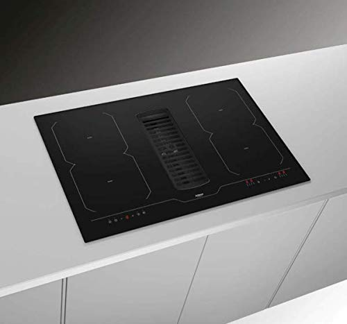 Airforce 78cm B2 Octa 4 Zone Induction Hob Central Venting Cooktop...