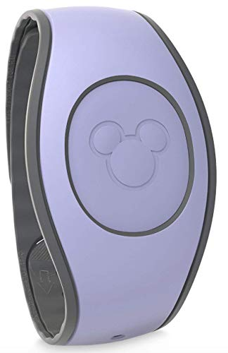 - Disney Parks MagicBand 2.0 - Link It Later Magic Band - Lavender Light Purple