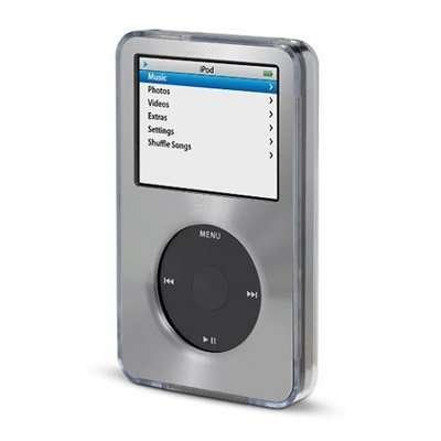 - MIP Gray for Apple iPod Classic Hard Case with Aluminum Plating 80gb 120gb 160gb