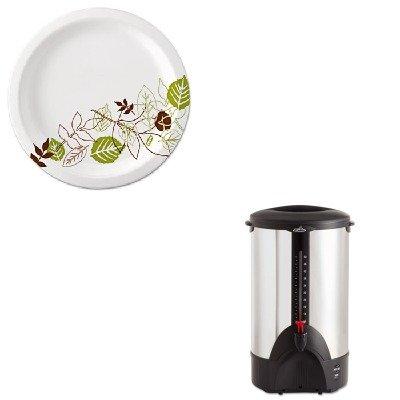 50 cup percolating urn - 8