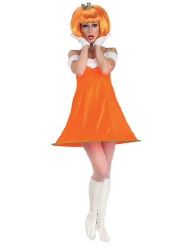 Rubie's Costume Pumpkin Spice, Orange, One Size (Too Revealing Halloween Costumes)