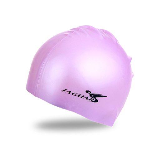 SNEAK STROLL Imperméable Unisexe Premium Silicone antidérapant bonnet de bain femmes et hommes, adolescents garçons et filles