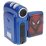 Marvel - The Amazing Spider-Man Digital Camcorder - Blue and Red