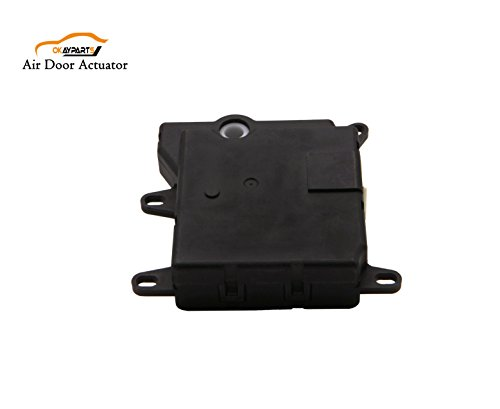 Lincoln Navigator Dealers (OK213A REAR A/C Mode Actuator Motor fits Ford Expedition 2003 - 2017, Explorer 2002 - 2011, Lincoln Aviator 2003 - 2005, Navigator 2003 - 2007, Mercury Mountaineer 2002 - 2010 replaces # 1L2Z19E616BA)