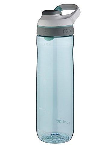 Contigo Cortland Water Bottle, 24-Ounce, Greyed Jade