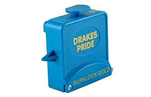 玄関先迄納品 DRAKES PRIDE AQUA 2.7m SUPALOCK GOLD STRING MEASURE   B01IT9V228, 久宝寺屋 067b96be