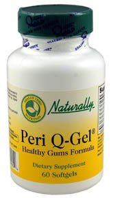 Peri-Q-Gel® for Healthy Gums (1 month supply / 60 softgels) (Gum Mouthwash Peri)