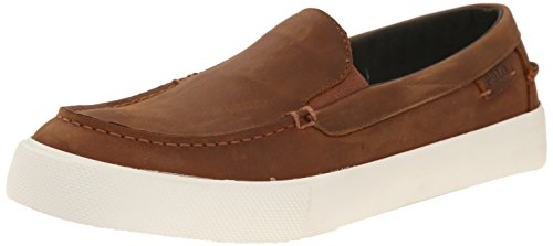 Polo Ralph Lauren Mens Trentham Mocassino Slip-on Tan