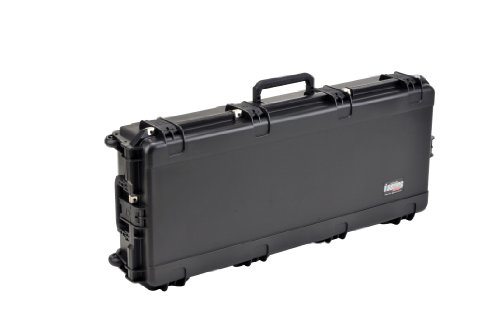 SKB Injection Molded 42-Inch Wide Utility/Short Rifle Case (Black) ()