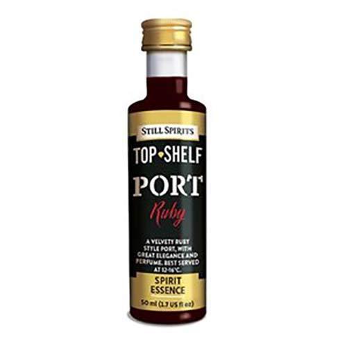 Ruby Port Wine - Top Shelf Ruby Port