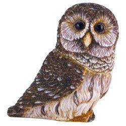 Owl Pot Belly - Harmony Ball harmony Kingdom Pot Belly Barred Owl