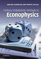 Finitary Probabilistic Methods in Econophysics Front Cover