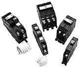Eaton CH320 Plug-On Mount Type CH Circuit Breaker 3-Pole 20 Amp 240 Volt AC
