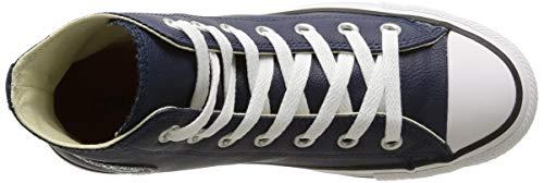 Navy Womens Chuck Converse Eu Hi 36 Leather 5 Taylor Nighttime Trainers w1OxXTqx