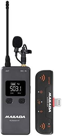 Universal Vídeo Micrófono – comica cvm-vs08 profesional Mini Cardioid condensador direccional escopeta teléfono portátil micrófono para grabación de volgging, YouTube, para smartphone/iPhone/iPad/Samsung: Amazon.es: Instrumentos musicales