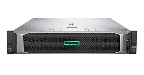 HPE ProLiant DL380 Gen 10 Business Server Computer, 2 Intel Silver 4110 8 Core CPUs, 64GB RAM, 7.2TB Enterprise SAS HDDs, RAID, 3 Years Warranty