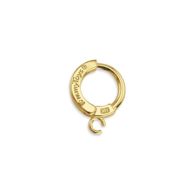 14k TummyToy Belly Ring   JewelryWeb