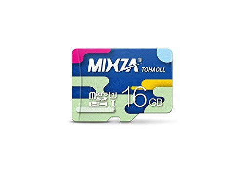 Performance Grade 16GB Nokia Lumia 1320 MicroSDHC Card by MIXZA is Pro-Speed, Heat & Cold Resistant, and built for Lifetime of Constant Use! - 1320 Card Nokia Sd Lumia