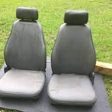Durafit Seat Covers 1986-1994 Suzuki Samurai JE Front//Back SEAT Covers Gray Endura