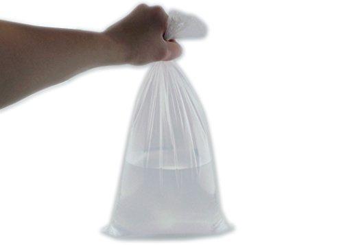 Kolar Clear Plastic Bags for Shipping Fish, 8