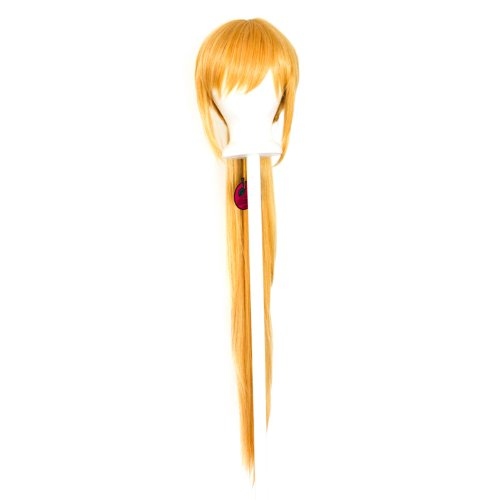 Yoko - Butterscotch Blonde Blend Wig 40'' Straight Pony Tail + 11'' Bob Cut Base Wig - Butterscotch Base