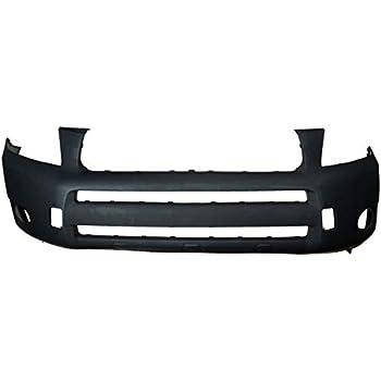 For RAV4 06-08 Primed Rear Bumper Cover Plastic