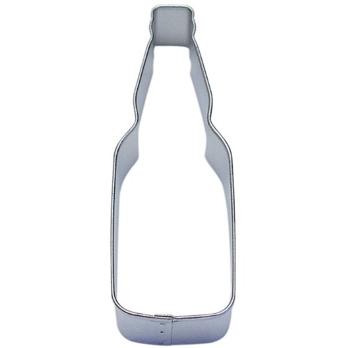Bottle Tin - Bottle Tin Cookie Cutter 4.5