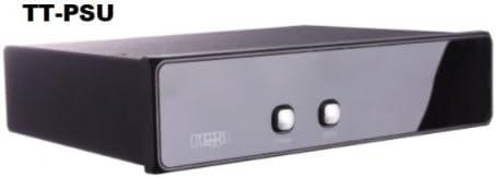 Rega TT PSU MK2 - Fuente de alimentación para tocadiscos en negro ...