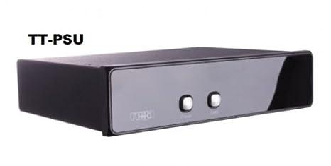 Rega TT PSU MK2 - Fuente de alimentación para tocadiscos en ...