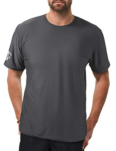 North Fidelity Rashguard - UPF 50+ Sun Protection - Best for Beach, Swimming, Surf, Sports, Crossfit, Quick Dry
