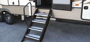 MORryde STP214-029H Handrail For 3 Step Stepabove