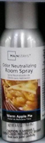 Mainstays Odor Neutralizing Room Spray, Warm Apple Pie, 4 fl oz