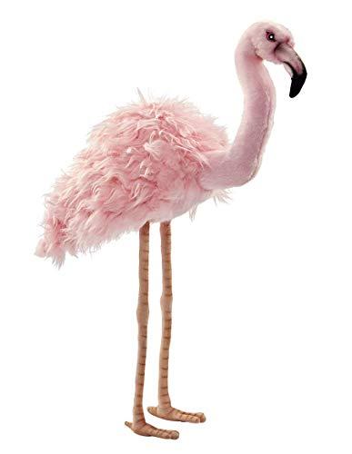Hansa Flamingo Plush - Flamingo Puppet