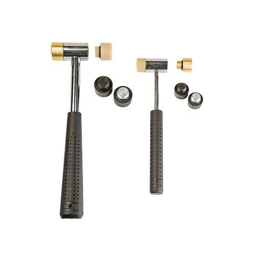 - Wheeler Master Gunsmithing Interchangeable Hammer Set