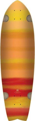 Deck Chromantic Globe - Globe HG Chromantic Deck, Tequila, 33-Inch