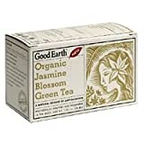 Good Earth Organic Jasmine Blossom Green Tea, 18-Count Tea Bags (Pack of 6) ( Value Bulk Multi-pack)