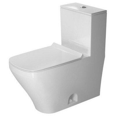 Duravit 2157010005 Durastyle Toilet, 1-Piece