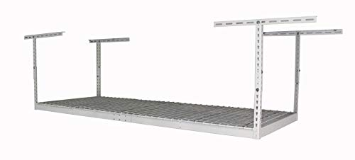 SafeRacks - 3x8 Overhead Garage Storage Rack (24'-45')