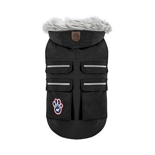 Canada Pooch Everest Explorer Dog Vest, Black, Size 18 by Canada Pooch (Image #4)