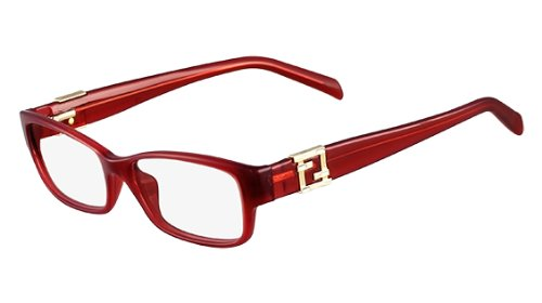 FENDI Eyeglasses 1015R 615 Red - Eye Frames Fendi