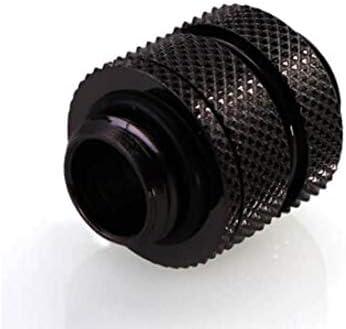 2 Pack Bykski G1//4 SLI//CF Expansion Joint Black 16mm-22mm